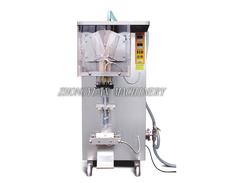 AS Series Automatic Liquid Packing Machine