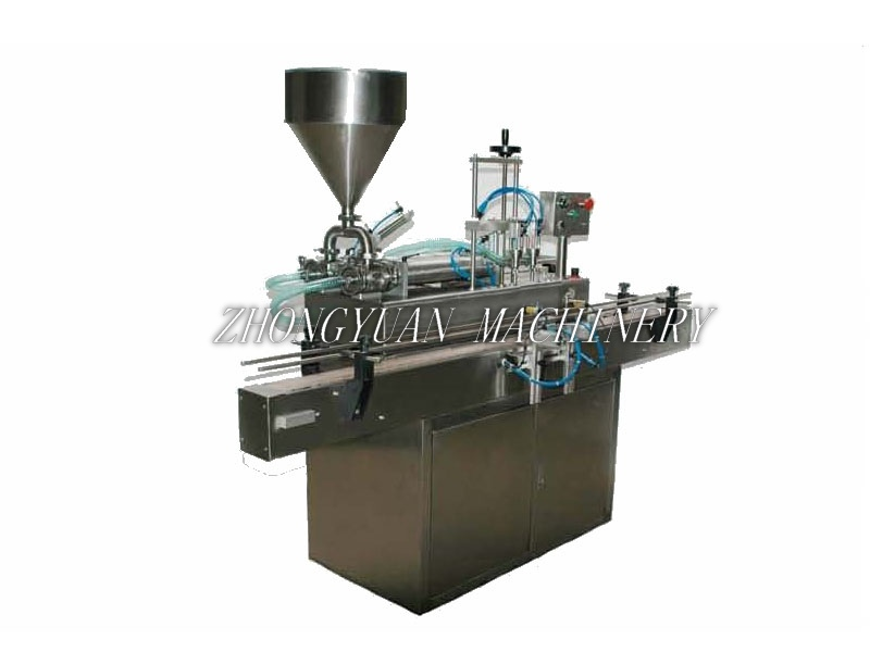 GT Series Automatic Paste Filling Machine