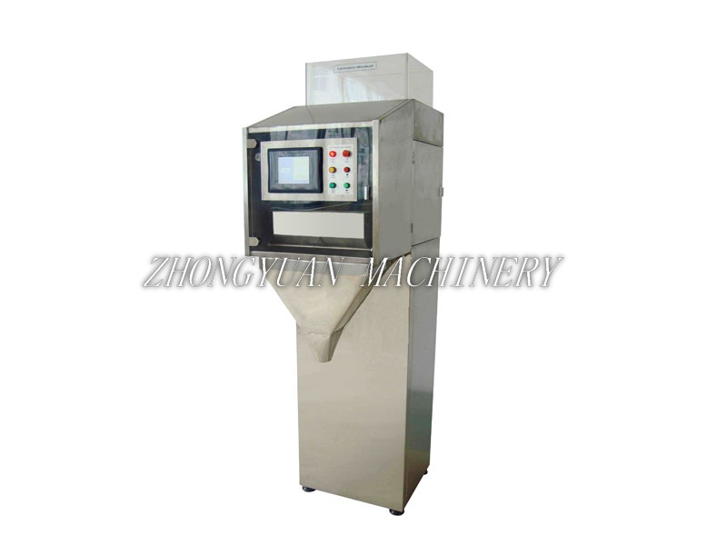 ELC Series Automatic Electronic Weighing Filling Machine