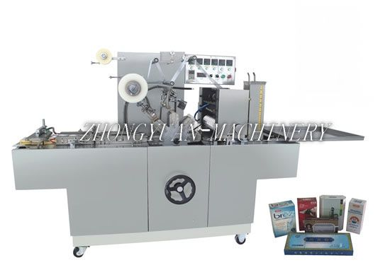 BTB-300A Cellophane wrapping machine