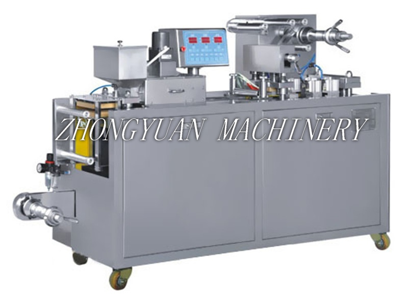 DPP-88 Mini Automatic Blister Packing Machine